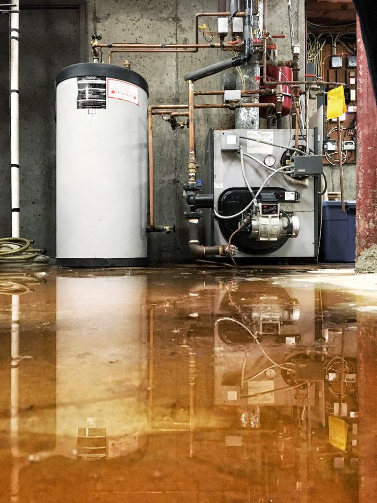 Dégât d'eau, Dégât d'eau, Plomberie Ren-Ga