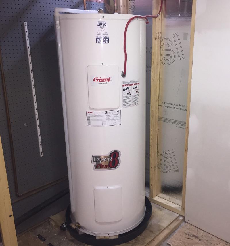 chauffe-eau, Plomberie & chauffe-eau, Plomberie Ren-Ga, Plomberie Ren-Ga