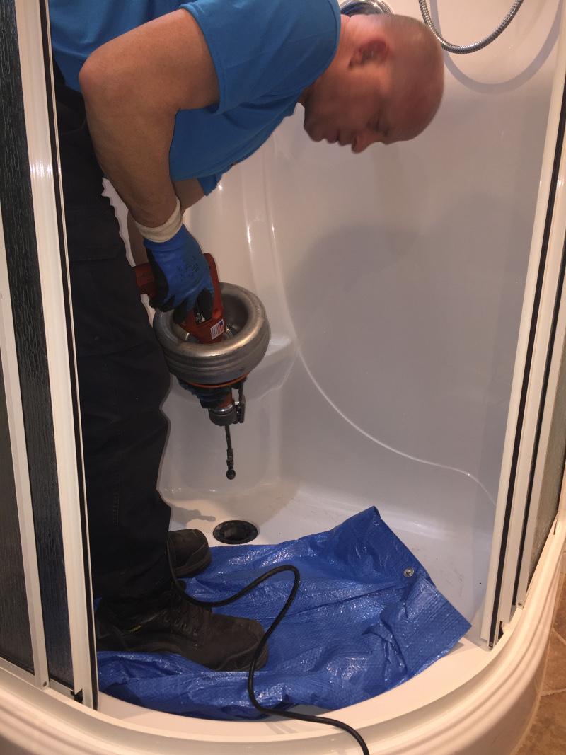 débouchage de douche, Débouchage de douche, Plomberie Ren-Ga