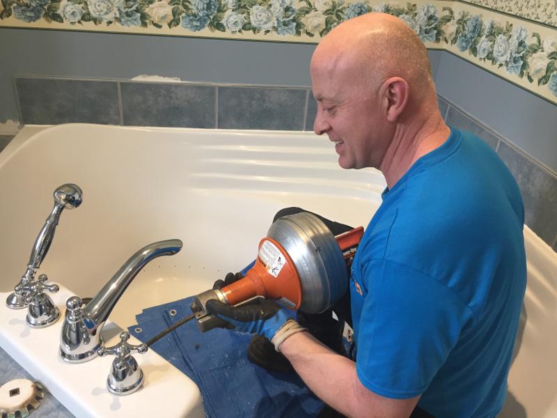débouchage de bain, Débouchage de bain, Plomberie Ren-Ga