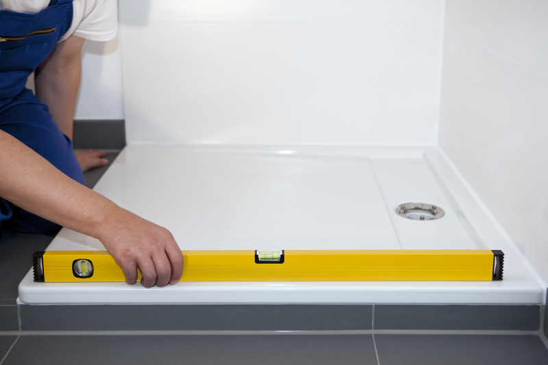 Installation de douche, Installation de douche, Plomberie Ren-Ga, Plomberie Ren-Ga