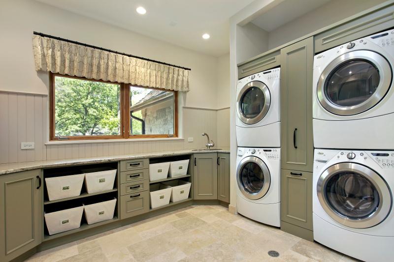Rénovation de salle de lavage, Rénovation de salle de lavage, Plomberie Ren-Ga